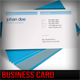 Soft Blue Business Cards