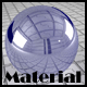 Material glass for Vray