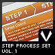 Step process set vol.1 - GraphicRiver Item for Sale