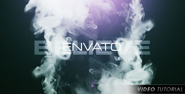 After Effects Project - VideoHive Smoke Screen 242641