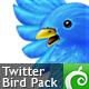 Twitter Bird Pack