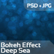 Bokeh Effect - Deep Sea - GraphicRiver Item for Sale