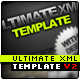ULTIMATE XML TEMPLATE V2 - ActiveDen Item for Sale