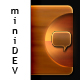 miniDEV wooden