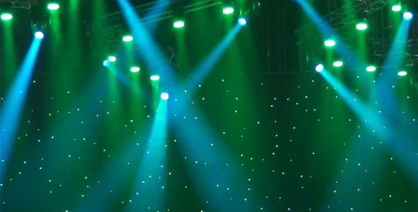 VideoHive Stage Light 17 2161217