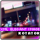 XML Elegant Image Rotator with Multi Line Captions - ActiveDen Item for Sale