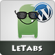 LeTabs WordPress