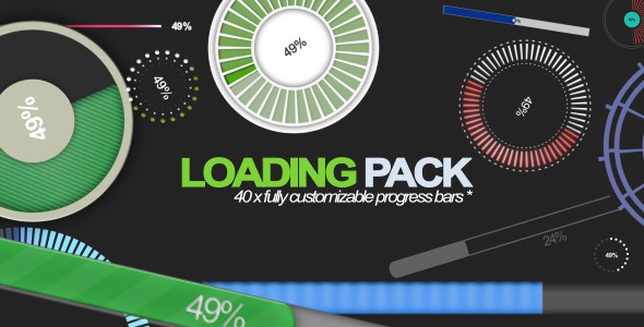 VideoHive Loading Pack 2163044