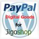 PayPal Digital Goods Gateway for Jigoshop