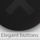 Elegant Dark Buttons - GraphicRiver Item for Sale