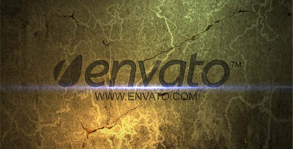 After Effects Project - VideoHive Cracked Logo 245899
