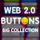 Colorful Web 2.0 Buttons - GraphicRiver Item for Sale