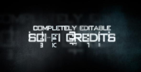 Sci-Fi Credits