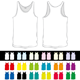 Download Vector Vector Blank Undershirts