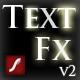Advanced Glow Text Animation (v2)