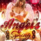 Angels Party Flyer - GraphicRiver Item for Sale