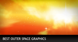 Best Outer Space Graphics