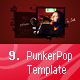 PunkerPop XML Template - ActiveDen Item for Sale