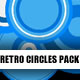 10 Retro - Grunge Circles, full HD, animated - VideoHive Item for Sale