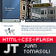 HTML + CSS + FLASH + PSD Business template version