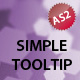 Simple Tooltip - ActiveDen Item for Sale