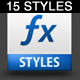 15 Stunod Icon Styles - GraphicRiver Item for Sale