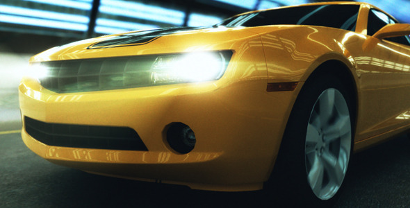 After Effects Project - VideoHive Cinematic Car Transformer 2182403