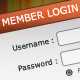 Neat Login Form - GraphicRiver Item for Sale