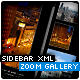 SIDEBAR XML ZOOM GALLERY V1.0 - ActiveDen Item for Sale