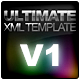 ULTIMATE XML TEMPLATE V1 - ActiveDen Item for Sale