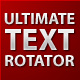 Ultimate XML Text Rotator - ActiveDen Item for Sale