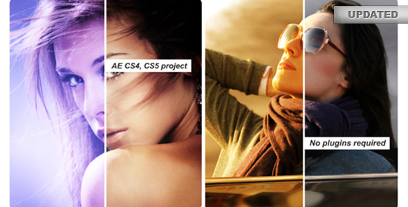 After Effects Project - VideoHive Clean Presentation 1214543