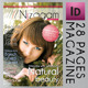 Elegant Template Magazine A4 28 pages - GraphicRiver Item for Sale