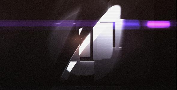 VideoHive Transformer Glitch Logo 2159915