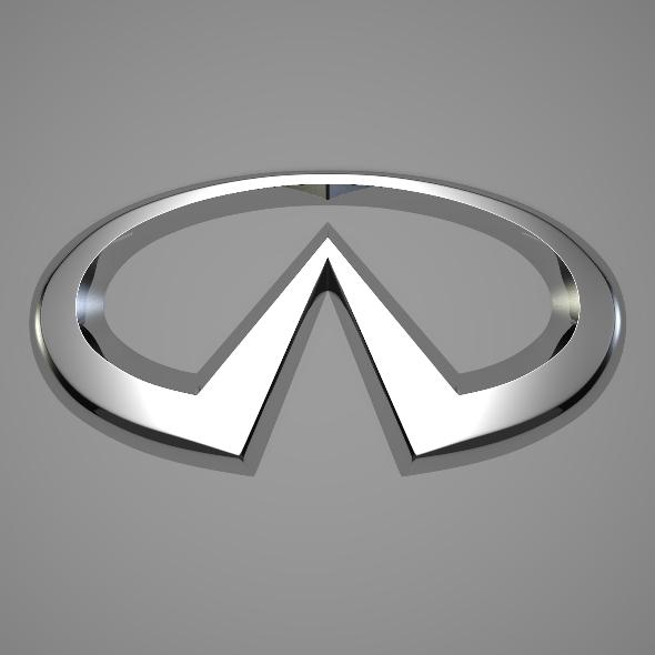 3DOcean Infiniti Logo 248240