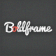 Boldframe - blog & portfolio for Creatives - ThemeForest Item for Sale