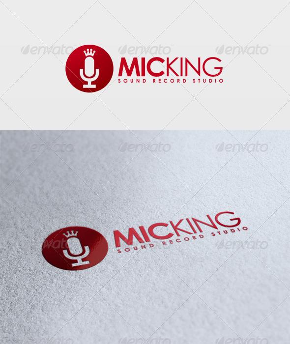 Mic King Logo