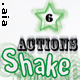Shake - Illustrator Action - GraphicRiver Item for Sale