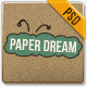 Paper Dream - ThemeForest Item for Sale