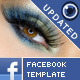 Fresh Facebook Fan Page Template - ActiveDen Item for Sale