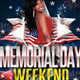 Memorial Day Weekend Party Flyer Templates - GraphicRiver Item for Sale