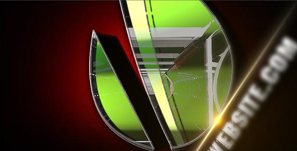 VideoHive Iron Logo 2198805