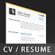 Clean CV / Resume Html Template + 4 Bonuses! - ThemeForest Item for Sale
