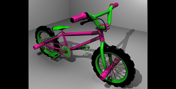 3DOcean 3D Bmx 81154