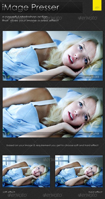GraphicRiver iMage Presser 512947