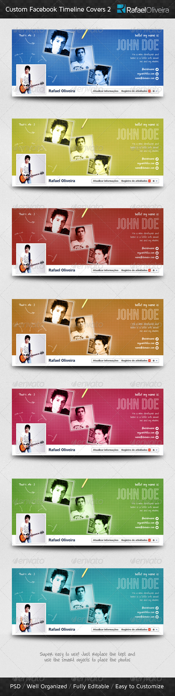 GraphicRiver Custom Facebook Timeline Covers 2 1501861