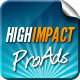 High Impact Professional Web Banners - GraphicRiver Item for Sale
