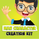 Man Character Creation Kit - GraphicRiver Item for Sale