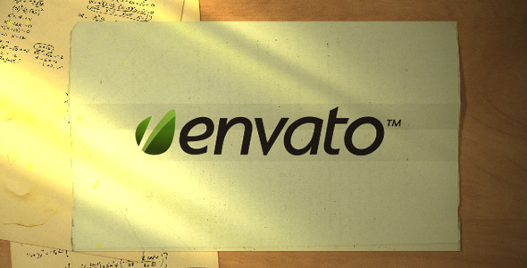 After Effects Project - VideoHive Paper Plane Logo Reveal 2209556