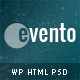 Evento - Event Management WordPress Theme - ThemeForest Item for Sale